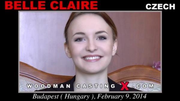 Casting X 126 - Belle Claire [WoodmanCastingX] (HD 720p)