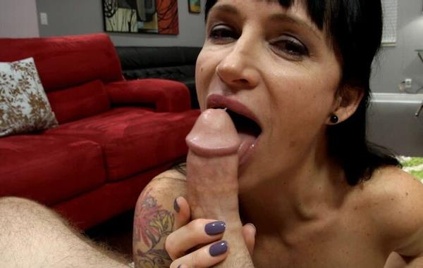 JerkyWives: Angie Noir - My 18th Birthday (HD) - 2020