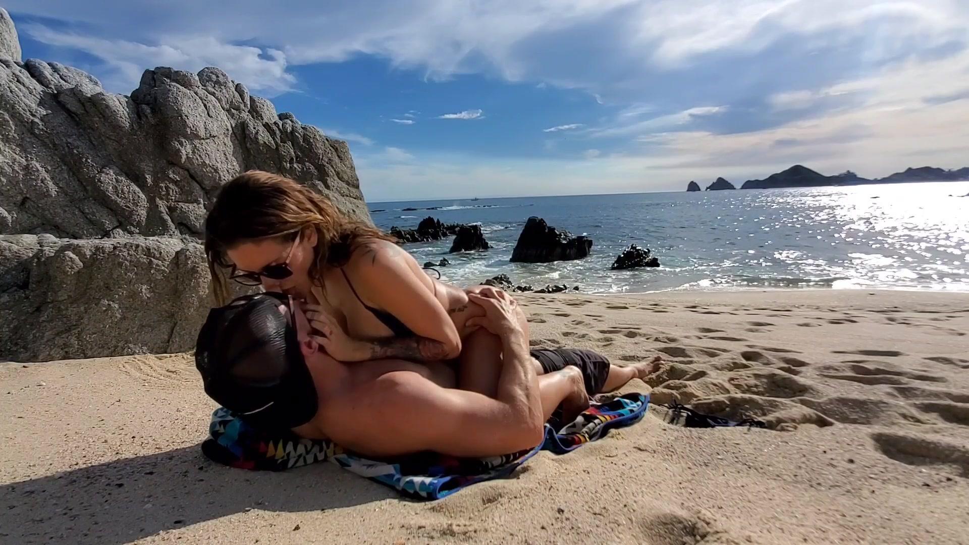 Sins Life – Sex On The Beach