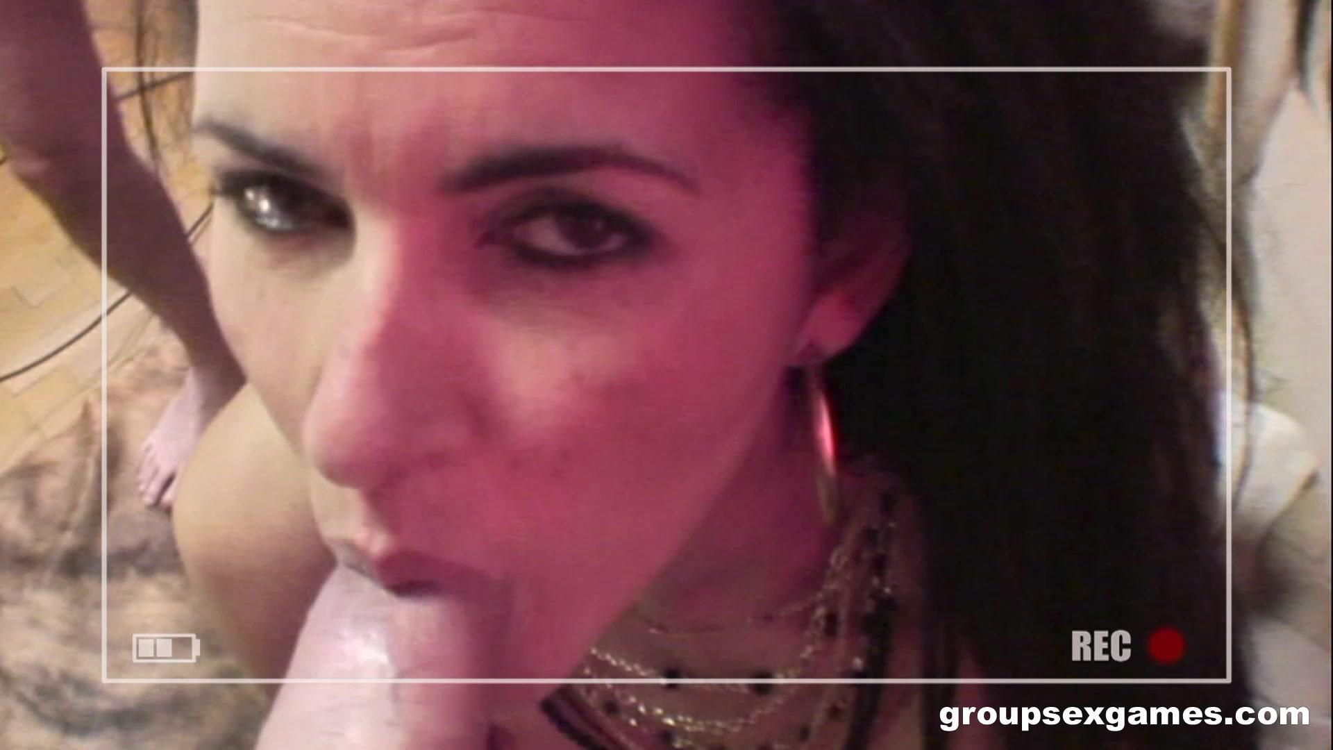 Group Sex Games – Georgina Smith Takes It In The Ass