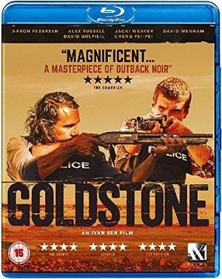 Goldstone - Dove I Mondi Si Scontrano (2016).avi BDRiP XviD AC3 - iTA