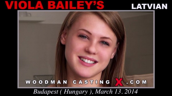 Viola Bailey - CASTING [WoodmanCastingX] (SD|MP4|984 MB|2020)