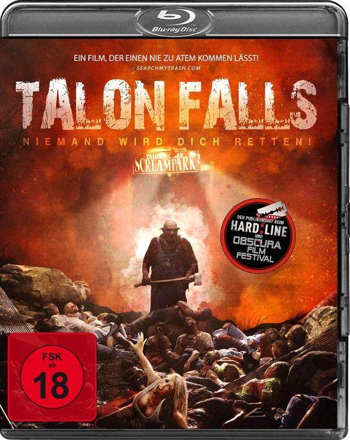 Dom grozy / Talon Falls (2017) PL.1080p.BluRay.x264.AC3-OzW / Lektor PL