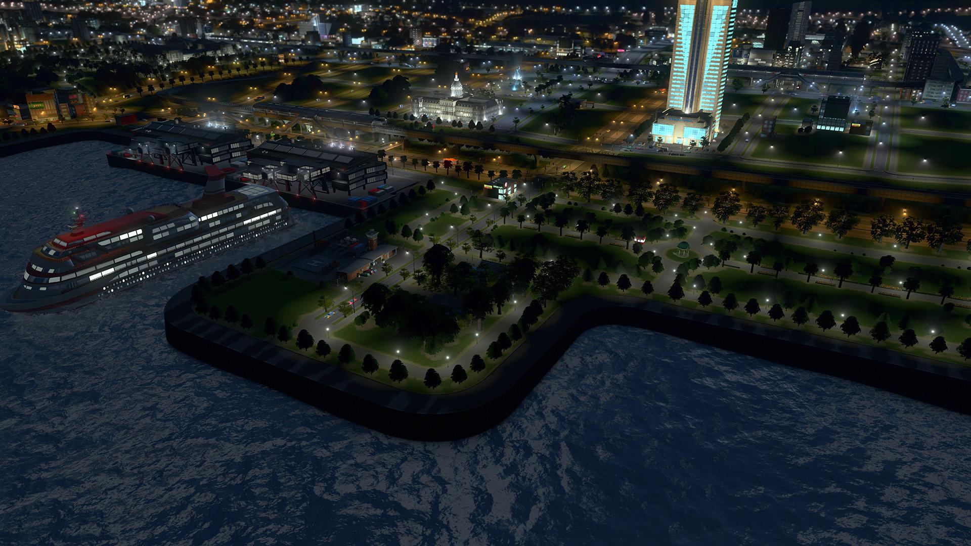 Cities: Skylines - Sunset Harbor Download