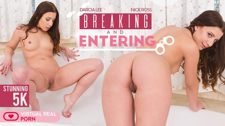Darcia Lee - Breaking and entering [VirtualRealPorn] (UltraHD/4K|MP4|2.65 GB|2020)