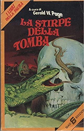 Gerald W. Page (a cura di) --  I Libri della Paura (1978 )